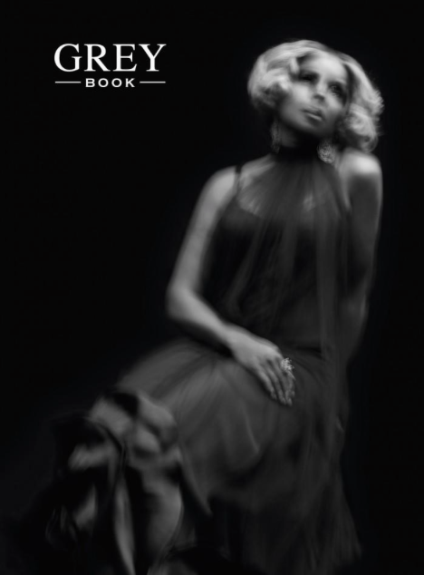 Grey Book . Mary J Blige